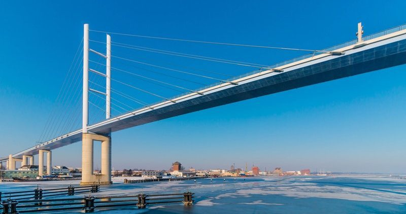 h beam ciptakan jembatan kokoh